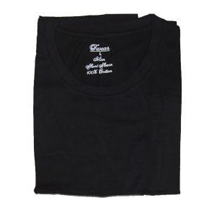 חולצת T לגבר 100% כותנה סרוקה