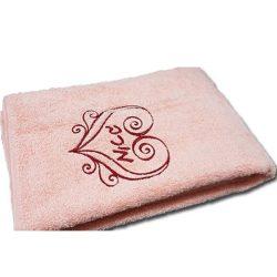 מגבת גוף 450 אפרסק כהה 70 140 (Copy)